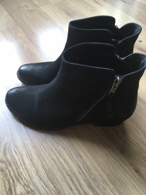 Spm Western Booties black