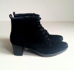 heiße Angebote großhandel online verkauft schwarze Stiefelette von Deichmann