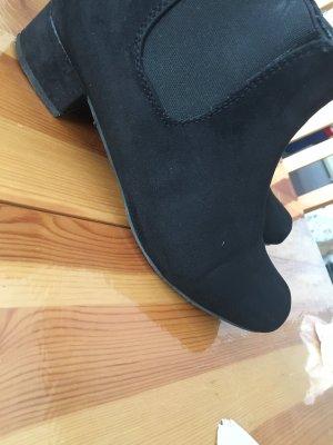 bpc selection Slip-on Booties black