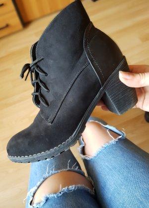 Pia Corsini Chelsea laarzen zwart
