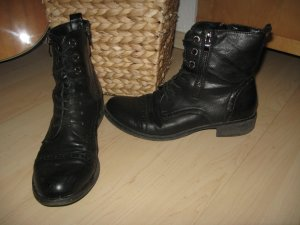 Anna Field Booties black imitation leather