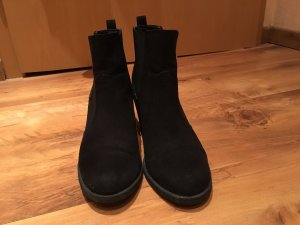 H&M Bottines à enfiler noir