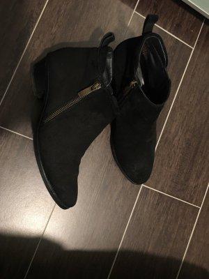 Schwarze Stiefeletten Paul Green