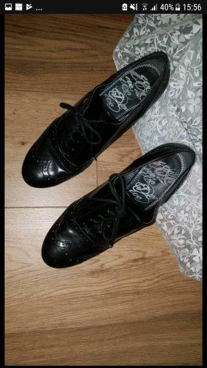 schwarze Stiefeletten von Esprit
