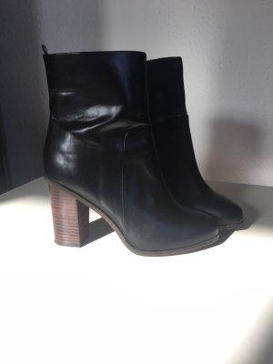 Schwarze Stiefeletten von H&M