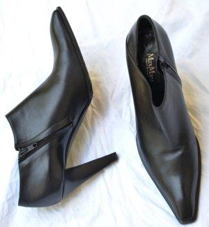 schwarze Stiefeletten von Max Mara
