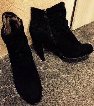 Schwarze Stiefeletten von Tamaris