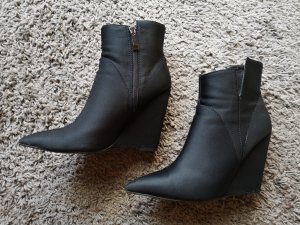 Zara Bottines noir