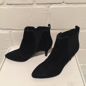 Schwarze Stiefellette - H & M