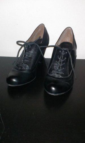 schwarze Stiefletten von ATMOSPHERE