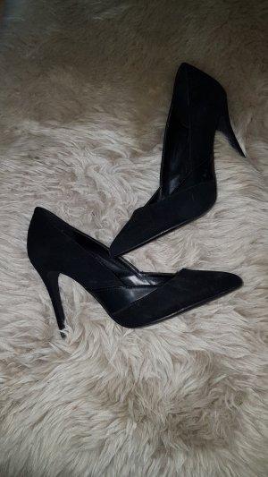 Schwarze Stiletto PUMPS