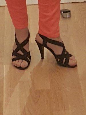 High Heel Sandal black