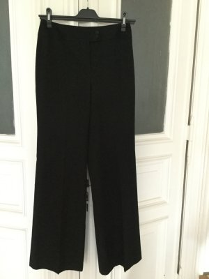 Marlene Trousers black mixture fibre