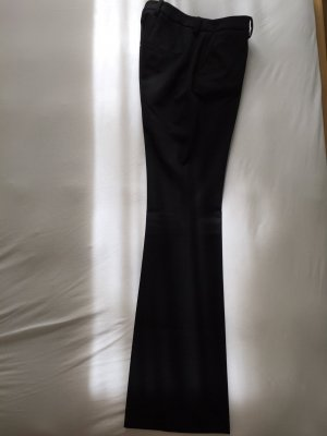 schwarze Stoffhose von Drykorn for beautiful people