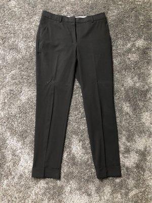 Mango Pantalón tipo suéter negro