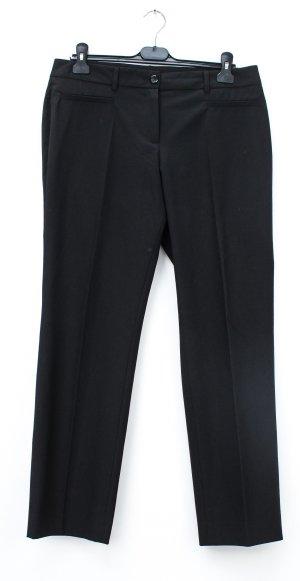 Schwarze Stoffhose von s.Oliver in Größe  40