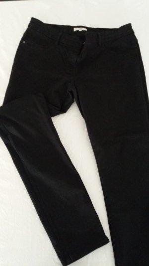 schwarze Stoffhose von  Tom Tailor