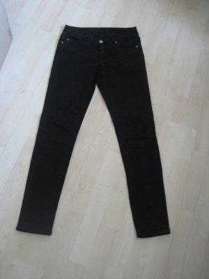 schwarze Stretch Jeans Cheap Monday 28/30