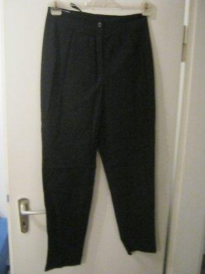 schwarze Stretchhose