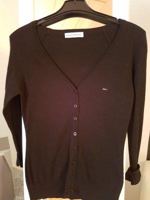 Hilfiger Sport Knitted Cardigan black