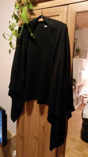 Schwarze Strickjacke von C&A