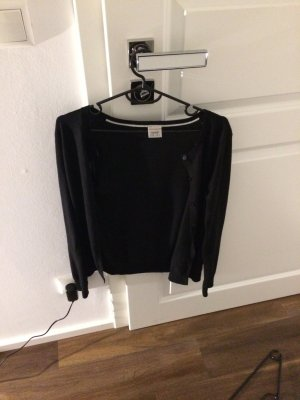 Schwarze Strickjacke von Esprit