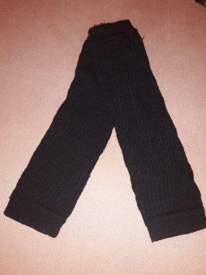 Schwarze Stulpen für Arme oder Beine