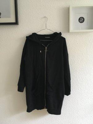 Schwarze Sweatjacke von Zara