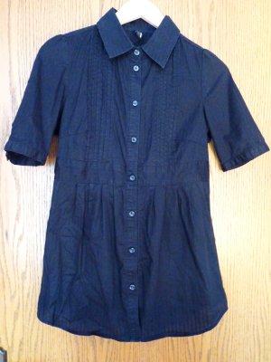 Schwarze taillierte Bluse von Vero Moda in Größe XS