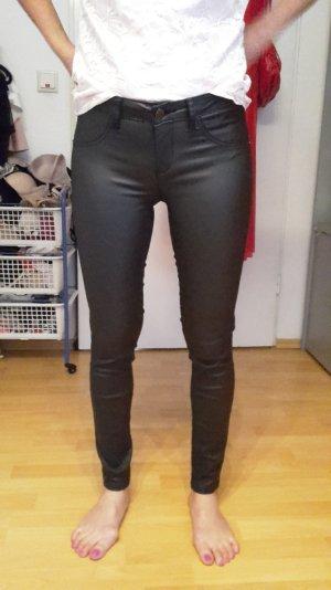 schwarze Tally Weijl skinny push up jeans