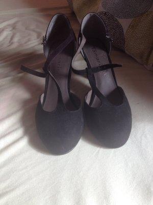 Tamaris Shoes black