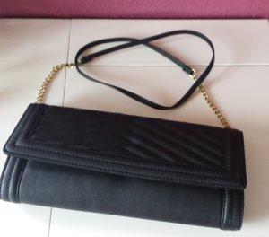 Schwarze Tasche/Clutch
