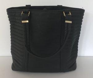 H&M Comprador negro-naranja dorado