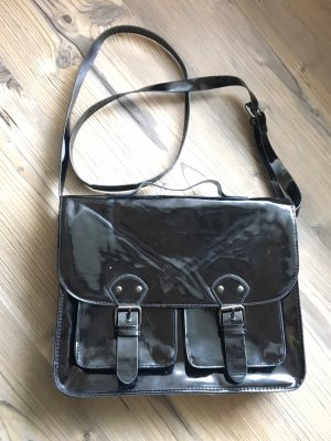 H&M College Bag black