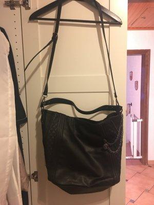 Schwarze Tasche von Anna Field