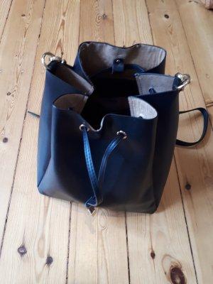 Schwarze Tasche von Asos