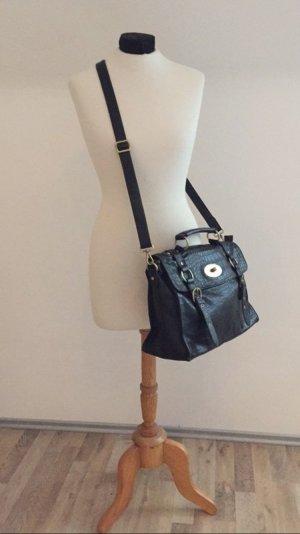 Schwarze Tasche von David Jones