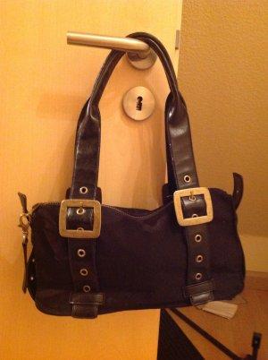 Schwarze Tasche von Esprit wie neu