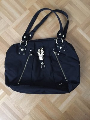 Schwarze Tasche von George Gina & Lucy