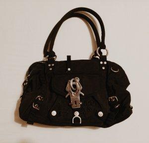 Schwarze Tasche von Geroge Gina & Lucy