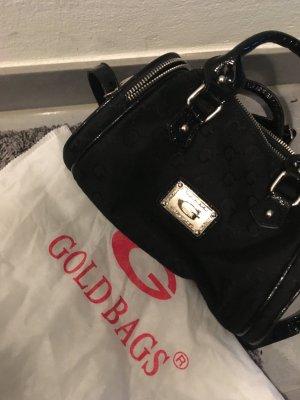 Schwarze Tasche von Goldbags