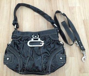 Schwarze Tasche von Guess