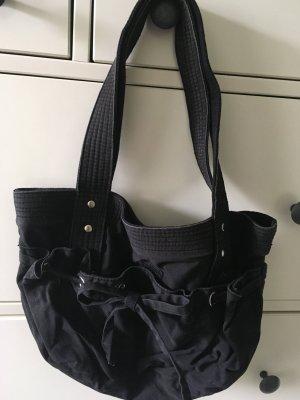 Schwarze Tasche von H&M