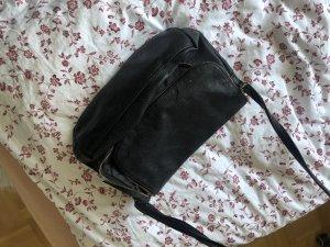 H&M Bolsa de hombro negro