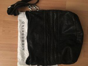 Schwarze Tasche von Liebeskind