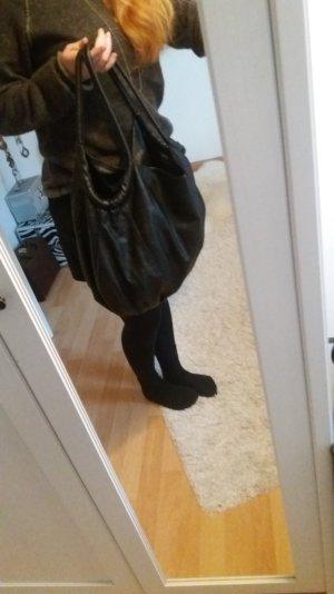 schwarze Tasche von Pieces