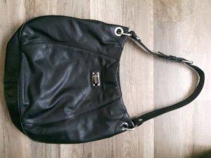 Schwarze Tasche von Via Uno top Zustand