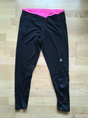 Schwarze Tight Adidas
