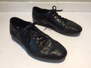 Schwarze Timberland Sneaker Gr.37,5