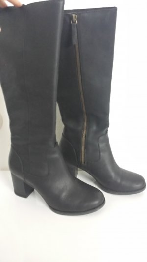 schwarze Timberland Stiefel